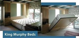 king size murphy bed yuinoukincom
