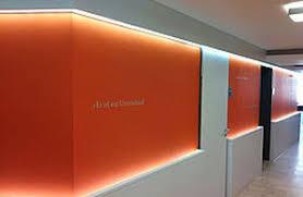 indirect wall lighting. Wall-mounted Decorative Panel / Backlit Smooth - INDIRECT LIGHT Indirect Wall Lighting T