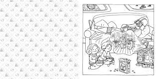 Amazon Com Darth Vader And Family Coloring Book 9781452159232 Family Coloring Book L