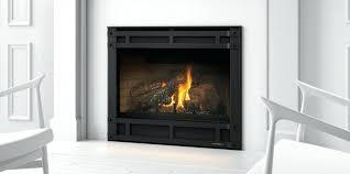 gas starter fireplace wood burning kit grate