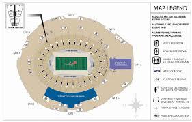 Rose Bowl Stadium Seating Chart