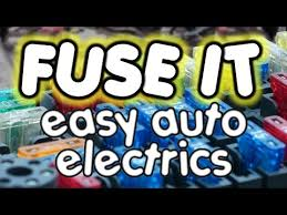 how to add a fused circuit to your vehicle how to fuse tap by add a fuse instructions at How To Tap Into A Car Fuse Box