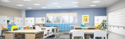 metalux commercial lighting fluorescent led cruze led retrofit kit