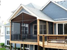 gable porch roof ideal framing options design open over front