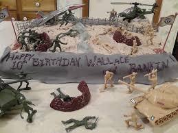 Ground Zero battlefield cake