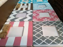 painted wood picture frames. Painted Wood Picture Frames