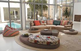 Round Living Room Furniture Living Room Inspiration 120 Modern Sofas By Roche Bobois Part 1