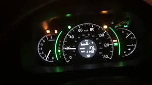 Honda Crv Service Lights Honda Cr V 2014 Dash Lights Up When Its Cold