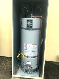 water heater shed water heater shed water heater shed provide and install a gallon white water