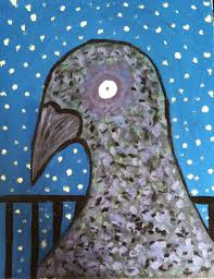 starry night pigeon carnival of souls by sydney parker