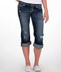 Bke Jeans Size Chart Clothing Bke Stella Stretch Cropped Jean At Amazon Womens Jeans Store