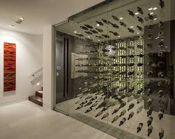 Gorgeous Glass Wine Storage 31 Modern Wine Cellar Design Ideas To Impress  Your Guests