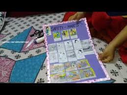Safety Habits Chart Safety Habits Good Habits Chart Preparing For Kids Evs Environmental Studies