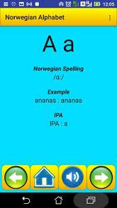 A b c d e f g h i j k l m n o p q r s t u v w x y z æ ø å. Norwegian Alphabet For University Students For Android Apk Download