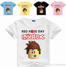 How To Create Your Own T Shirt On Roblox Mix Kids Boys Girls Roblox Printing Cartoon Tee Shirts Casual