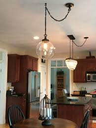 amazing ideas how to swag a chandelier 38