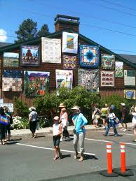 1000+ images about Sister's Oregon on Pinterest | Stitching, Shops ... & Sisters Quilt Show in Oregon...I am so going to this one of Adamdwight.com