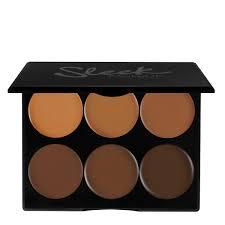 cream contour kit extra dark cream contour collection sleek makeup