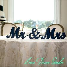 mr mrs wooden letters s sign s wedding table signs for sweetheart table decor and s mr mrs wooden letters
