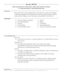 Sample Administrative Assistant Resumes Best of Administrative Assistant Resume Skills Executive Assistant Resume