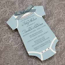 shower invitation templates baby shower invitation template boys onsie