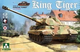 Image result for takom 1/35 king tiger