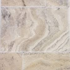 ariete french pattern travertine chiseled chiseled tile