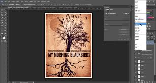 How To Create Design In Photoshop How To Create A Gig Poster Design Quickly In Photoshop Part 3