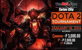 the net com tarlac dota 2 tournament
