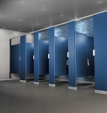 Reducing Restroom Maintenance Costs In Stadiums Scranton Products - Bathroom toilet partitions