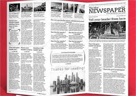 Newspaper Psd Template Download Newspaper Template 17 Psd Vector Eps Png Format Download Free