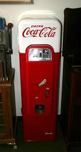 Coke Vending Machine Refund Mesmerizing Antique Model 48 Coke Machine On Coca Cola Pinterest Coke