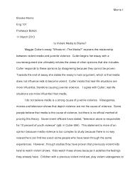 essay 2 experience essay examples