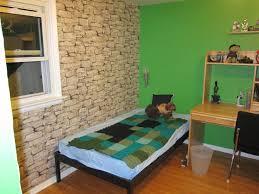 Exceptional Minecraft Bedroom Wallpaper
