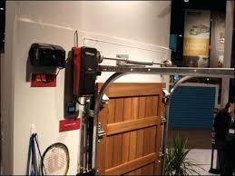 side garage door openers side mount garage door opener side drive garage door openers