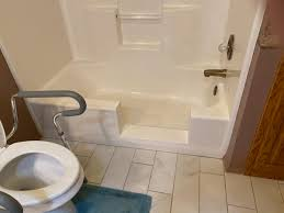 When cleaning a porcelain enamel surface, it's important to keep in mind that the material is extremely hard, but still can be chipped by hard blows, or. Tub Guy Has Been Refinishing Bathtubs For 22 Years Business Paysonroundup Com