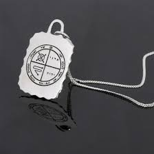 the third pentacle of jupiter pendant seal of protection king solomon seals