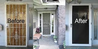 guarda protective security screens are available in bi fold screen doors sliding doors sliding stacking doors french doors premium swinging doors
