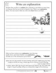 images about writing   explanation texts on pinterest  writing an explanation good activity to wake up the critical thinking skills