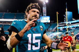 Jacksonville Jaguars Qb Gardner Minshew Tried To Break His