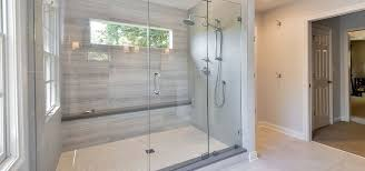 Various Walk in Shower Design Options