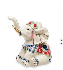 35% 910 ₽ 1 400 ₽ <b>Фигурка</b> декоративная <b>Pavone Слон JP</b>-<b>11/25</b> ...