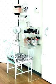 mirrored makeup storage makeup vanity organizer makeup storage desk wall mounted makeup organizer makeup vanity organizer