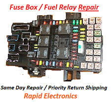 ford expedition fuse box ebay 2004 Expedition AC Diagram at Removing 2004 Expedition Fuse Box