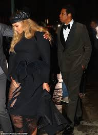 his soulmate jay z and beyonce departed from the grammy salute to industry icons gala