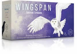 Wingspan European Expansion Stonemaier Games