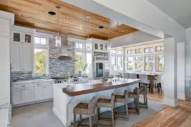 beach house kitchen designs. Beach Kitchen Design White Washed House Modern Designs T