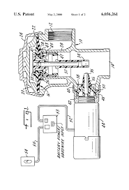 patent us6056261 sensor operated solenoid direct drive flush patent drawing