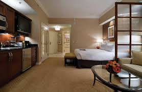 Mgm Signature One Bedroom Balcony Suite The Signature At Mgm Grand Associated Luxury Hotels International