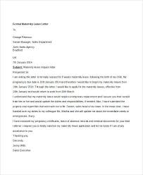11 Official Medical Leave Letter Examples Pdf